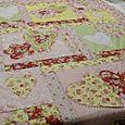 Lucinda's cot quilt
