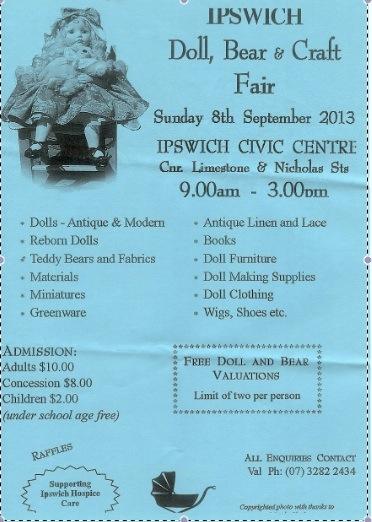 Ipswich show