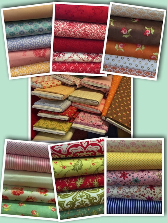 Fabric for fb
