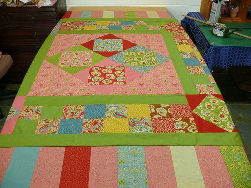 Suzy's quilt
