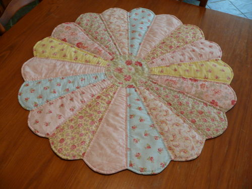 Table centre quilt